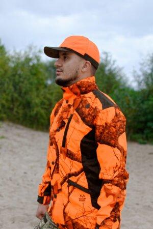 Куртка Deerhunter Explore Realtree Edge Orange