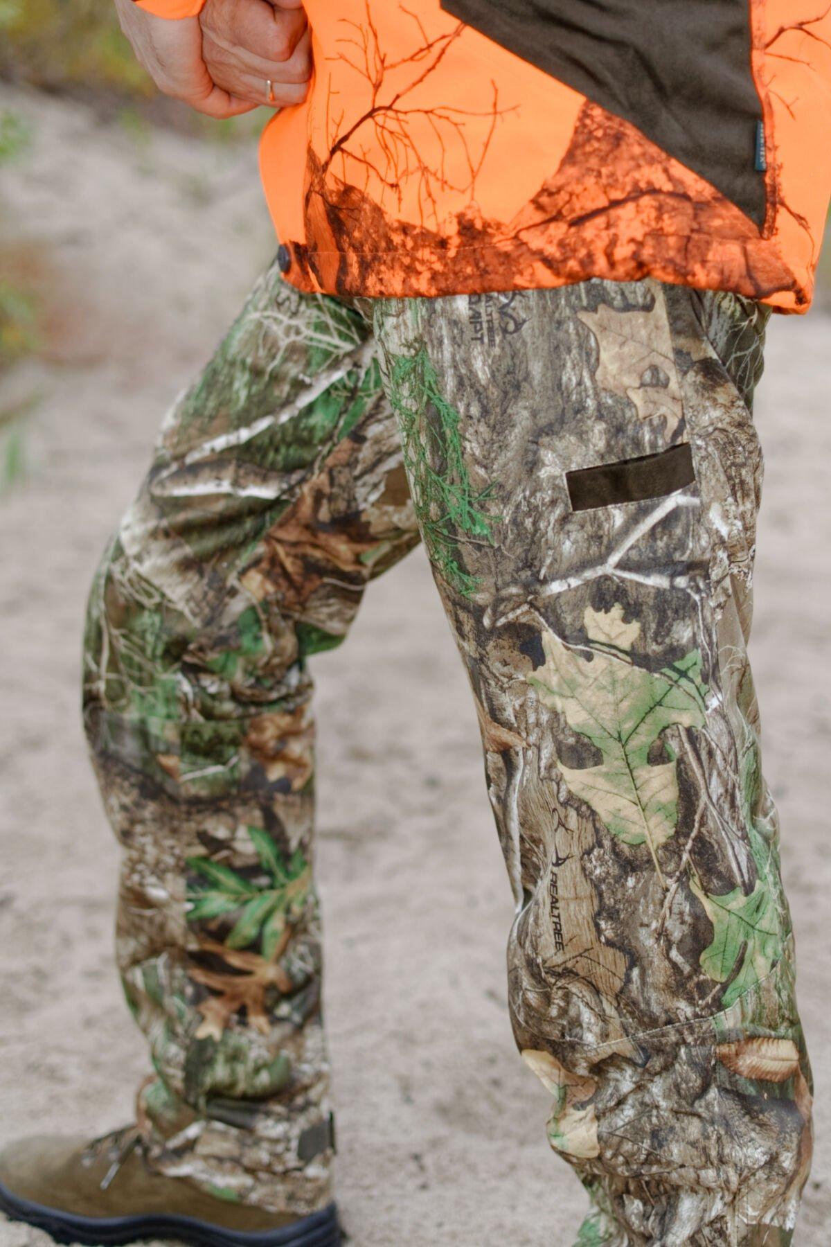 Штаны для охоты и рыбалки