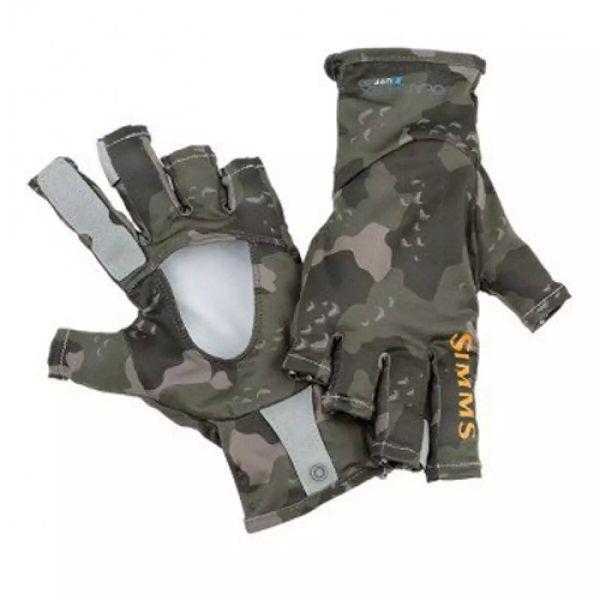 Перчатки Simm SunGlove Camo