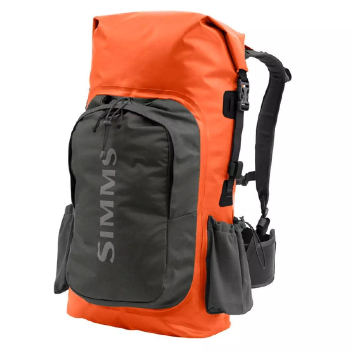 Рюкзак Simms Dry Creek Backpack Bright Orange