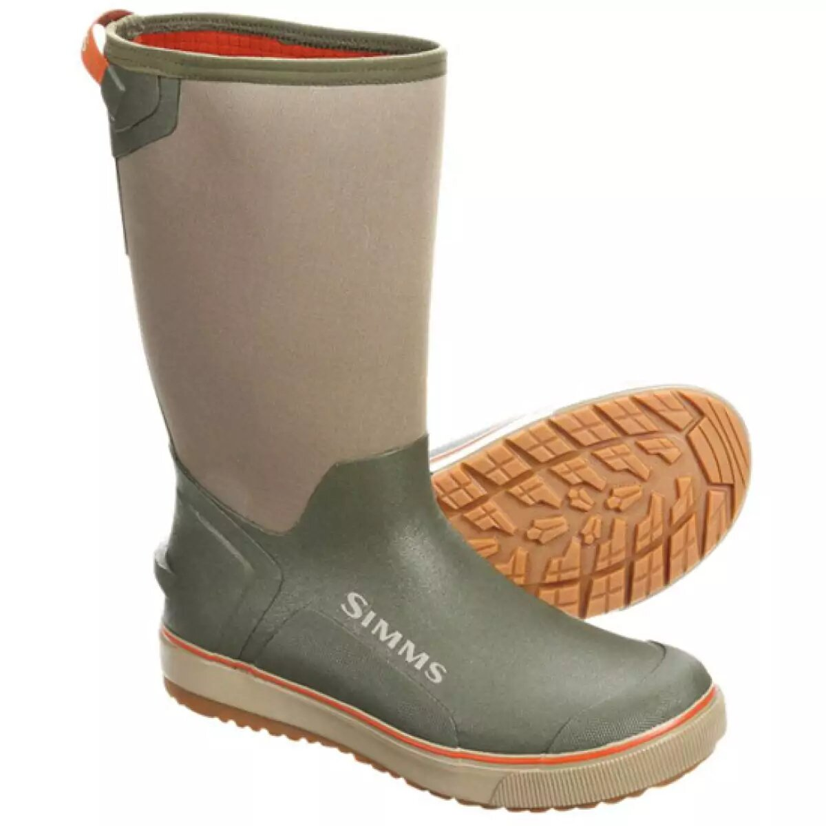Сапоги Simms Riverbank Pull-On Boot Loden
