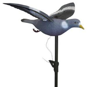 Чучело голубя механическое Sport Plast с машущими крыльями