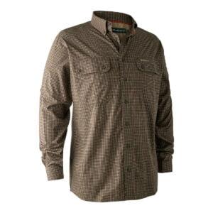Рубашка Deerhunter Callum с бамбуковыми волокнами