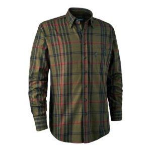 Рубашка Deerhunter Larry в клеточку