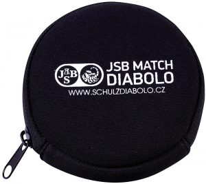 Чехол для пуль JSB Pellet Case, 90 mm