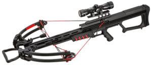 Блочный арбалет Man Kung MK-400 Ares KIT. Black