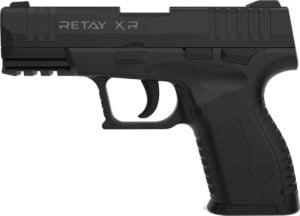 Пистолет стартовый  Retay XR кал. 9 мм. Цвет – black.