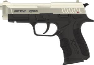 Пистолет стартовый Retay XPro кал. 9 мм. Цвет – satin.