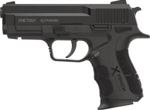 Пистолет стартовый Retay XTreme кал. 9 мм. Цвет – black.
