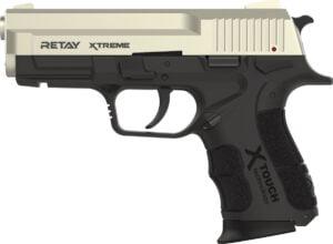 Пистолет стартовый Retay XTreme кал. 9 мм. Цвет – satin.