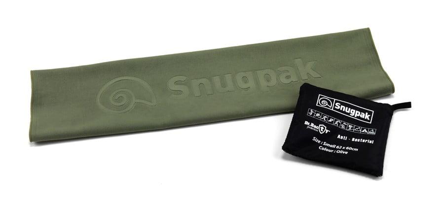 Полотенце Snugpak Antibac 120×124 ц:olive