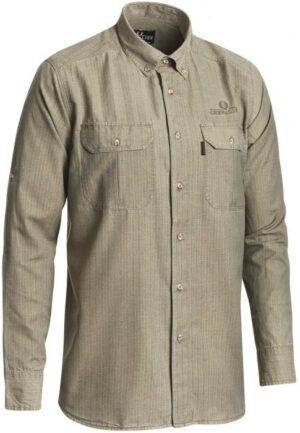 Рубашка Chevalier Kenya Safari M цвет: tobacco