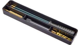 Набор MEGAline для чистки нарезного оружия кал. 8 мм. Сталь в оплетке. 1/8