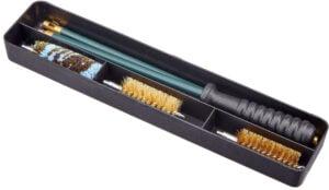 Набор MEGAline для чистки гладкоствольного оружия 12 калибра. Сталь в оплетке. 5×0.75