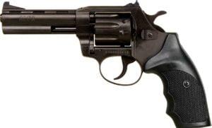 Револьвер флобера Alfa 441 4″. Рукоять №7. Материал рукояти – пластик