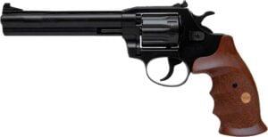 Револьвер флобера Alfa mod.461 6″. Рукоять №9. Материал рукояти – дерево