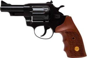 Револьвер флобера Alfa mod.431 3″. Рукоять №2. Материал рукояти – дерево