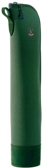 Чехол для оптики Riserva  R1234. Цвет – зеленый. Длина – 44 см, диаметр – 8 см