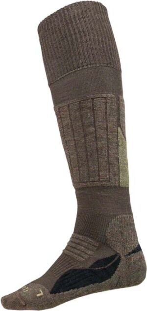 Носки Blaser Socks Long. Размер – 45/47. Цвет – Grey-Brown Mottled.
