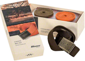Ремень Blaser Active Outfits Canvas Belt Set One Size.