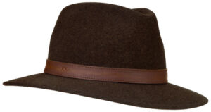 Шляпа Blaser Active Outfits Travel 57 ц:коричневый