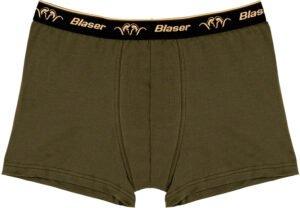 Трусы Blaser Active Outfits Magnum. Размер – 2XL. Цвет – оливковый