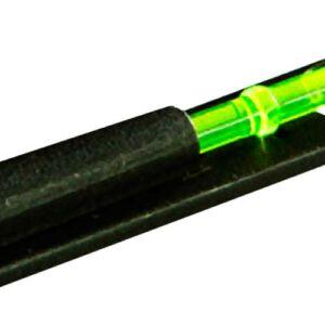 Мушка Hiviz MGC2006 стационарная, оптиковолоконная, на прицельную планку. В комплекте 2-ве. доп. вставки, 1 зелен. 1 красн. ключ для замены, крепежные винты.