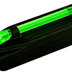 Мушка Hiviz RM2006 оптиковолоконная, с магнитной базой, для гладкоствольного оружия, на прицельную планку для Remington мод.870, 11-87, 1100. В компл. 6-ть. доп. вставок, 2 зелен. 2 красн. круглые и 1 зелен. 1 красн. треугольные