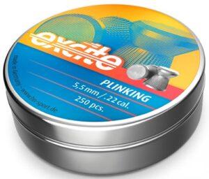 Пули пневматические H&N Excite Plinking. Кал. 5.5 мм. Вес – 0.83 г. 250 шт/уп