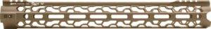 Консольное цевьё ODIN O2 Lite для AR15 Длина – 15,5'', Цвет – Песочный