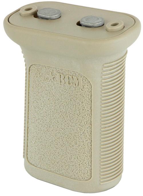 Рукоятка передняя BCM GUNFIGHTER Vertical Grip М3 KeyMod цвет: песочный