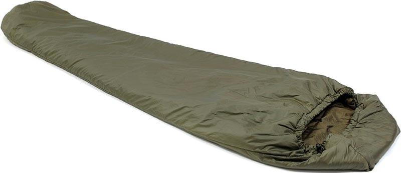 Спальник Snugpak Softie 6 Kestrel RH. Цвет – olive. диапазон температур – Комфорт: 0°c Extreme: -5°c, вес – 1.2 кг. длина – 220 см. макс. ширина – 75 см. Молния справа