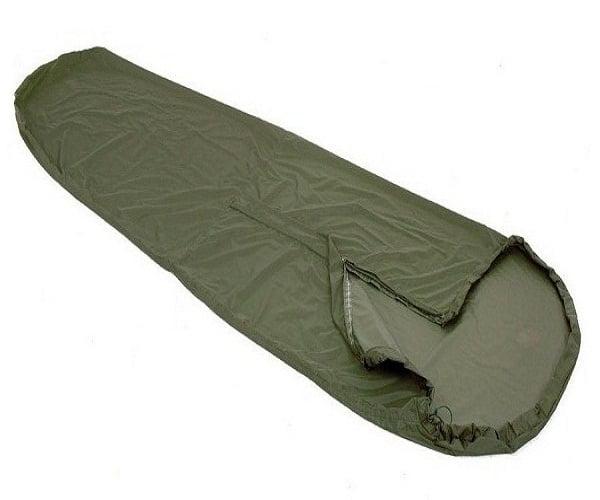 Чехол для спальника Snugpak Special Forces Bivvi Bag защитный с молнией.Цвет –  olive