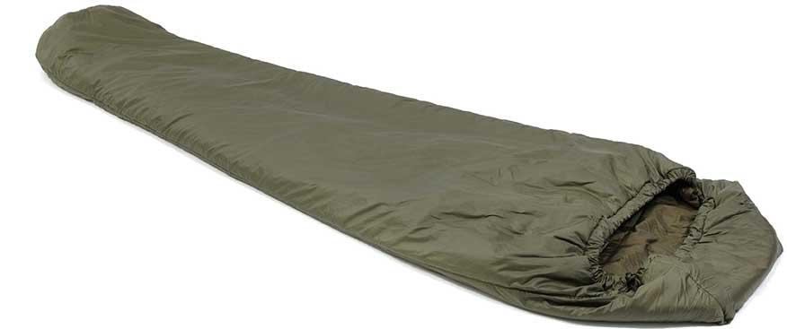 Спальник Snugpak Softie 3 Merlin RH. Цвет – olive. диапазон температур – Комфорт: 5°c Extreme: 0°c, вес – 900 гр., длина – 220 см. макс. ширина – 75 см. Молния слева