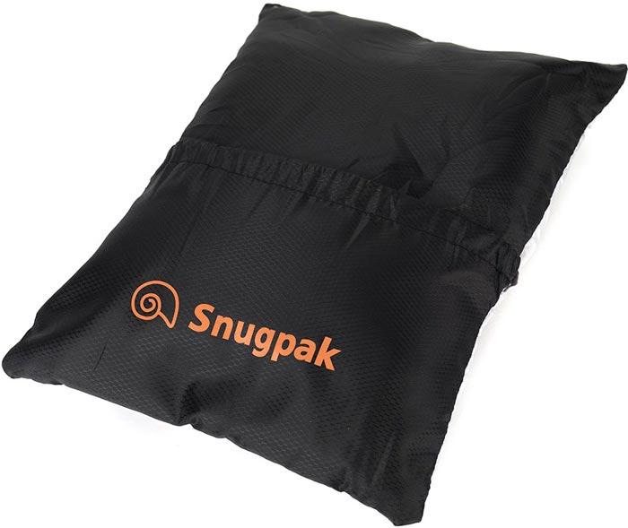 Подушка Snugpak Snuggy надувная; ц: черный
