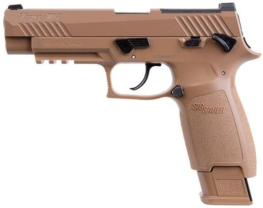 Пистолет пневматический Sig Sauer Air P320-M17. Цвет – Coyote Tan