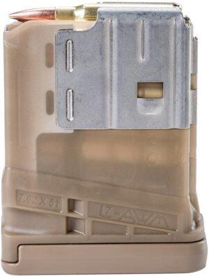 Магазин Lancer L5AWM кал. 308 Win ц: dark earth. Емкость – 10 патронов.