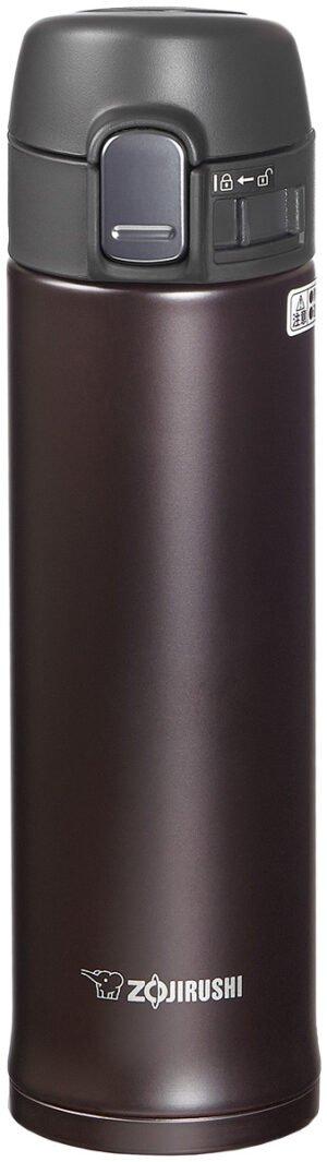 Термокружка ZOJIRUSHI SM-PB34TD 0.34 л ц:коричневый