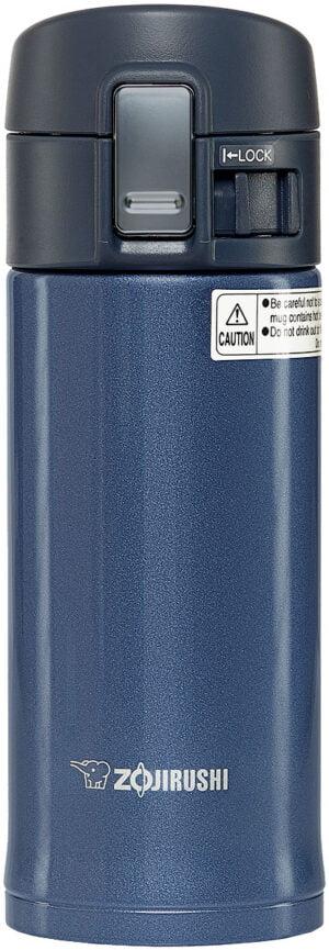Термокружка ZOJIRUSHI SM-KHF36AG 0.36 л ц:синий