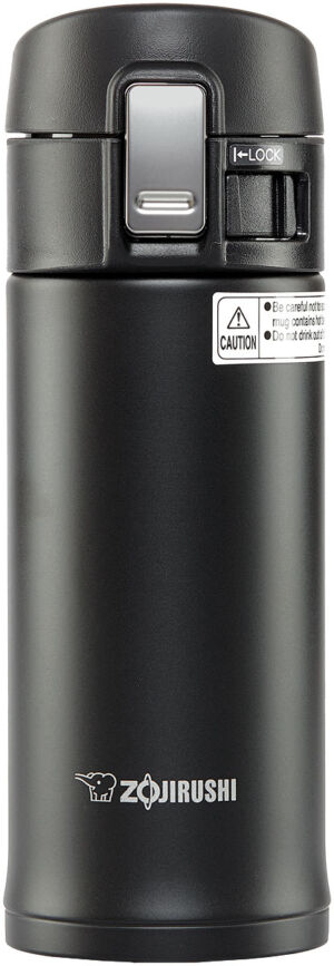 Термокружка ZOJIRUSHI SM-KHF36BA 0.36 л ц:черный