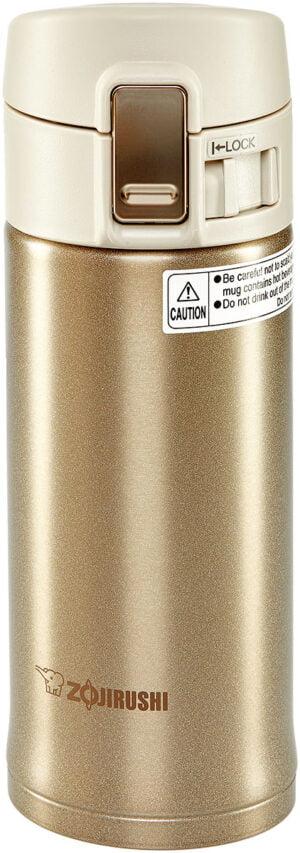 Термокружка ZOJIRUSHI SM-KHF36NL 0.36 л ц:золото