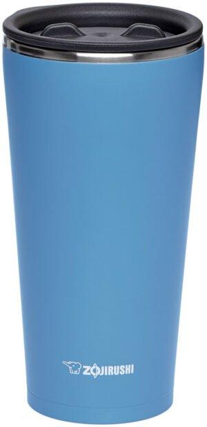 Термостакан ZOJIRUSHI SX-FSE45AJ с ситечком 0.45 л ц:голубой