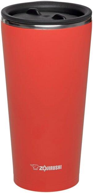 Термостакан ZOJIRUSHI SX-FSE45PV с ситечком 0.45 л ц:красный