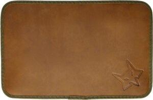 Настольный коврик Fox Leather Mat. Цвет – brown