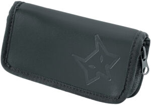 Чехол Fox Leather. Цвет – black