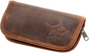 Чехол Fox Leather. Цвет – brown