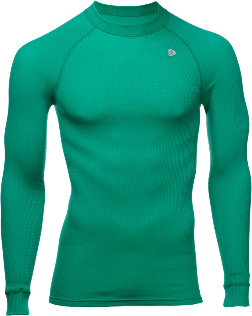 Термосвитер Thermowave Originals. Размер – L. Цвет – зеленый.