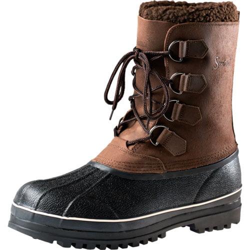 Ботинки Seeland Grizzly Pac 10. Размер – 11. Цвет – коричневый