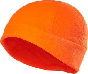 Шапка детская Seeland Conley fleece. Размер – 4/6. Цвет – Fluorescent Orange.