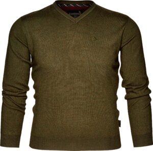 Пуловер Seeland Compton.- зеленый